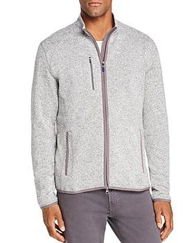 Johnnie-O - Bates Zip Sweater
