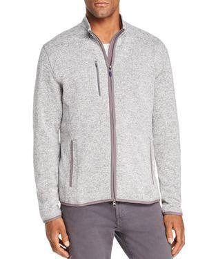 Johnnie-o Bates Zip Sweater