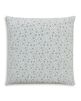 "Bloomingdale's Artisan Collection - Maine Pillow, 21"" x 21"""