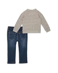Hudson - Boys' Lightning Bolt Sweatshirt & Jeans Set - Little Kid