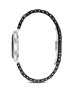 Bulova - Rubaiyat Black Dial Watch, 35mm