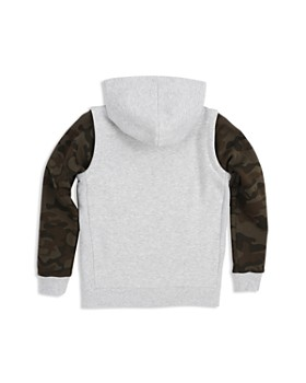 7 For All Mankind - Boys' Camo Sleeve Hoodie - Little Kid