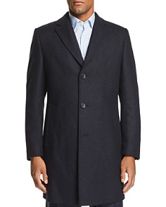 BOSS - Stratus Diagonal Twill Topcoat