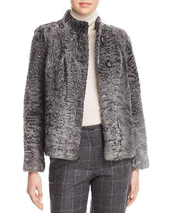 Maximilian Furs - Persian Lamb Fur Coat - 100% Exclusive