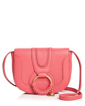 7c43f17a7ddf See by Chloé - Hana Mini Leather Crossbody ...
