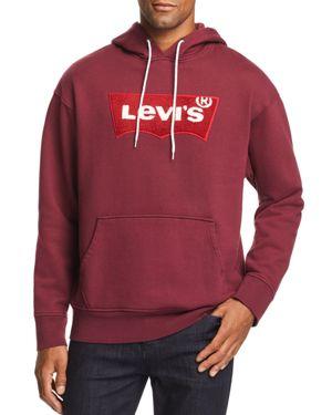 Levi's Logo-Print Hooded Sweatshirt - 100% Exclusive