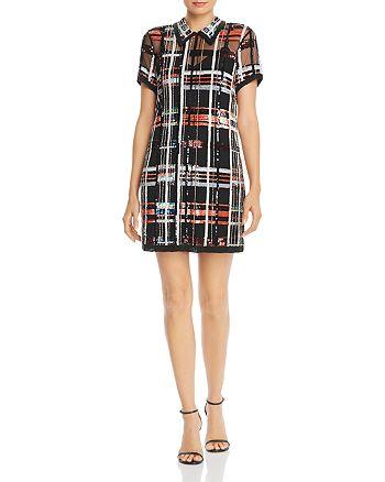 cbf281fa6637a Parker - Grayson Embellished Mini Dress