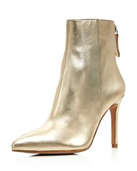 AQUA - Women's Carey High-Heel Booties - 100% Exclusive