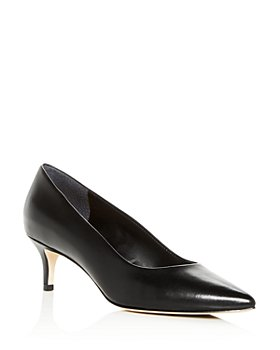 Joan Oloff - Women's Callie Kitten-Heel Pumps