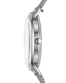 Skagen - Horisont Blue-Dial Watch with Diamond, 36mm
