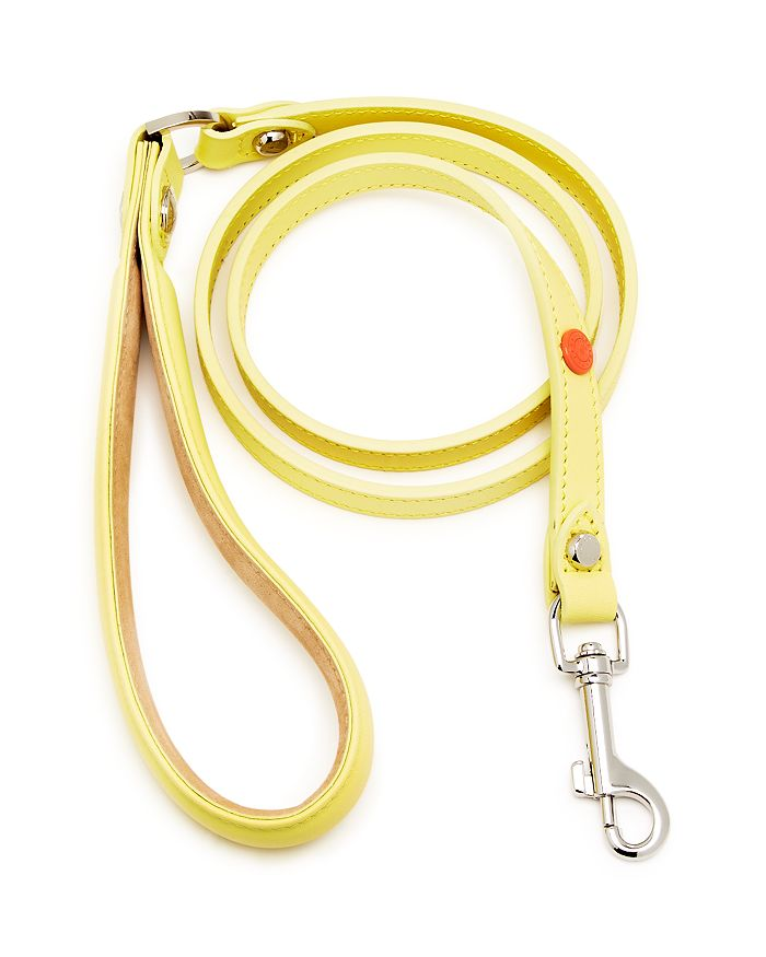 Longchamp - Leather Dog Leash