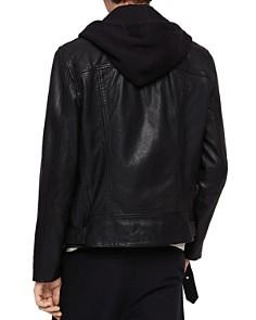 ALLSAINTS - Renzo Leather Biker Jacket