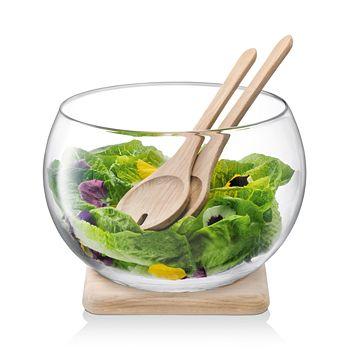 LSA - 3-Piece Serve Salad Bowl & Servers Set