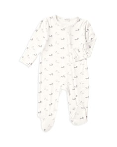 Angel Dear - Unisex Fox Print Footie - Baby