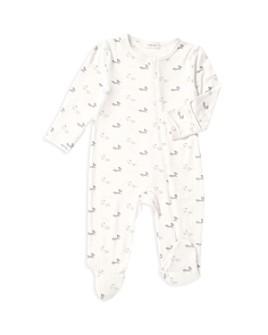 Angel Dear - Unisex Fox Print Footie - Baby