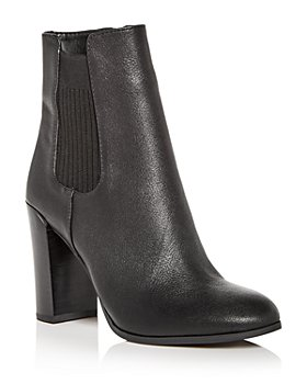 Kenneth Cole - Women's Justin High Block-Heel Booties