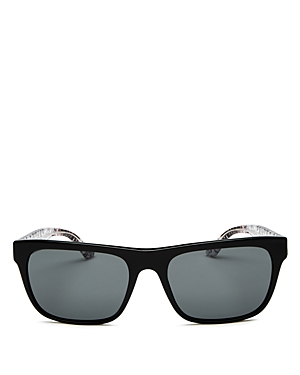 Burberry Men's Square Sunglasses, 56mm