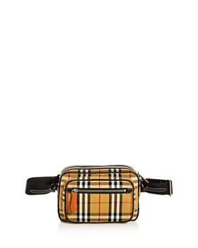 Burberry - Clementine Vintage Check Utility Bag