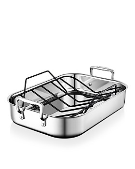 Le Creuset - Small Roasting Pan w/ Nonstick Rack