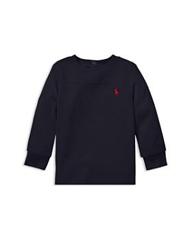 Ralph Lauren - Boys' Waffle-Knit Crewneck T-Shirt - Baby
