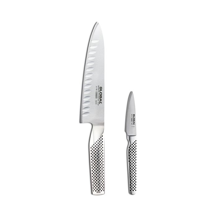 Global - Classic 2-Piece Chef's Knife Set