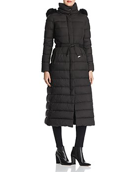 Herno - Hooded Fur Trim Long Parka - 100% Exclusive