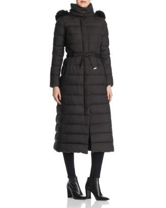 hooded-fur-trim-long-parka---100%-exclusive by herno