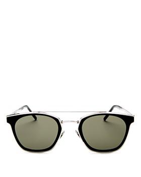 206b09f1d6 Saint Laurent - Men s Brow Bar Square Sunglasses