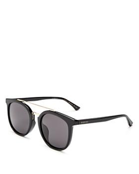 bc2a9f66786 Gucci - Men s Brow Bar Round Sunglasses