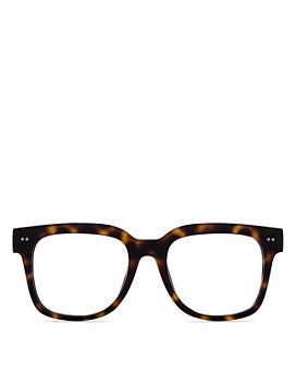 Look Optic - Unisex Laurel Square Blue Light Glasses, 51mm