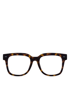 Look Optic - Unisex Laurel Square Screen-Reading Glasses, 51mm