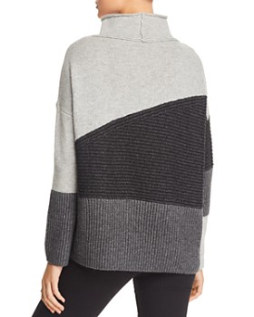 FRENCH CONNECTION - Color-Block Sweater