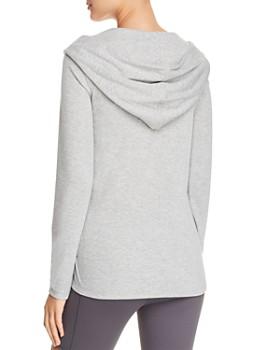 GAIAM X JESSICA BIEL - Bryant Hooded Wrap Top