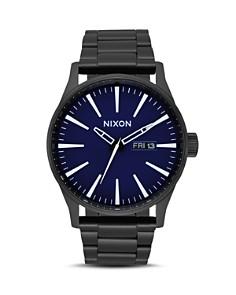 Nixon - Sentry SS Blue Watch, 42mm