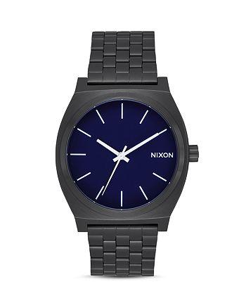 Nixon - Time Teller Blue Watch, 37mm