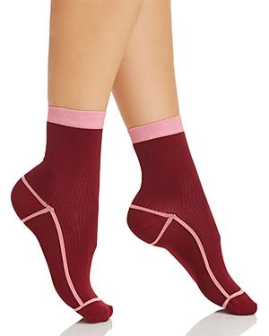 Happy Socks HYSTERIA BY HAPPY SOCKS LILY ANKLE SOCKS