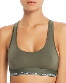 Calvin Klein - Modern Cotton Bralette & Thong