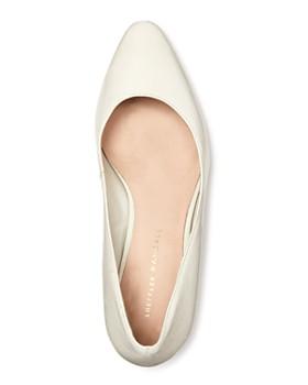 Loeffler Randall - Women's Ina Almond Toe Pumps