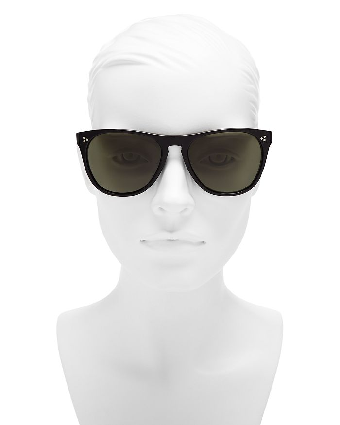 23b005c8a5 Oliver Peoples - Women s Daddy B Polarized Square Sunglasses