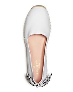 kate spade new york - Women's Grayson Espadrille Flats