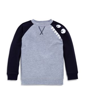 Mini Series Boys' French Terry Monster Sweatshirt, Little Kid - 100% Exclusive