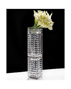 """Waterford - Waterford Jeff Leatham Fleurology Kylie 8"""" Vase"""