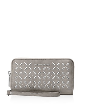 MICHAEL Michael Kors - Hotfix Multifunction iPhone Wristlet