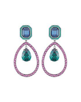 Atelier Swarovski - by Tabitha Simmons Statement Drop Earrings