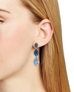 Atelier Swarovski - Moselle Detachable Drop Earrings
