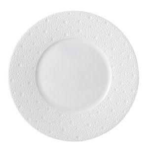 Bernardaud Ecume White Salad Plate