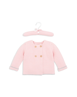 Elegant Baby Girls' Sofia & Finn Double-Breasted Cardigan - Baby