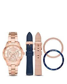 Michael Kors - Runway Watch Gift Set, 38mm