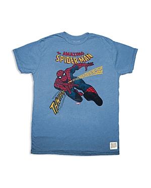 Retro Brand Boys' Spiderman Tee - Little Kid, Big Kid