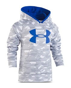 Under Armour - Boys' Printed Edge Hoodie - Little Kid